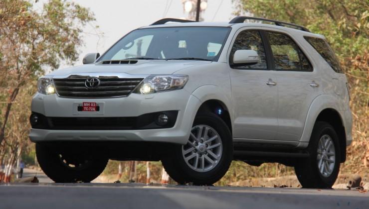 Toyota TX Prado